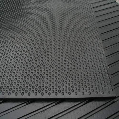 BUBBLE TOP / BROAD RIB RUBBER MATS