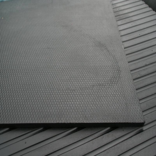 HAMMER TOP / BROAD RIB RUBBER MATS