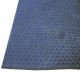 2.44m WIDE RUBBER ROLL MAT 10mm THICK